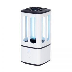 hordozhato UV germicid lampa